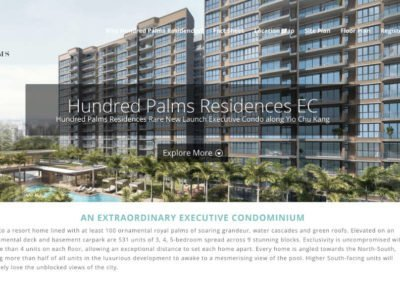 Hundred Palms EC Project
