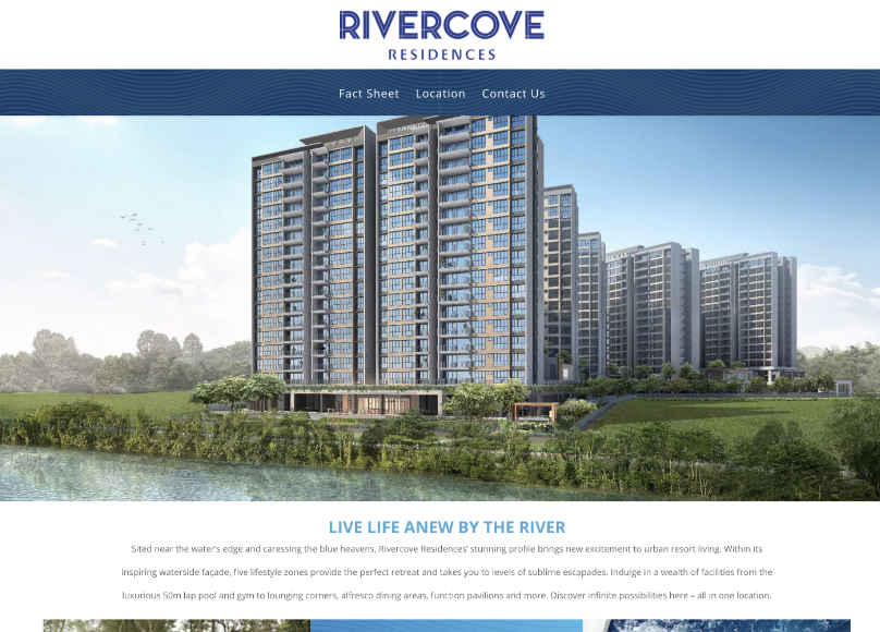 Rivercove EC Project